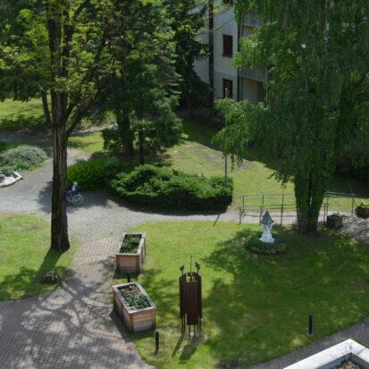 Impressionen Klagenfurt Pflege Hülgerthpark